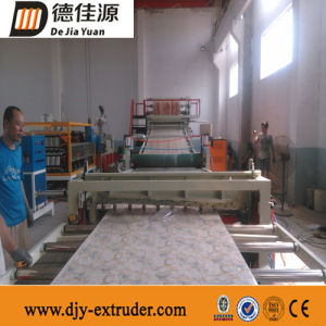 High Quality PVC Artificial/Imitation Marble Decorative Board/Sheet Equipment