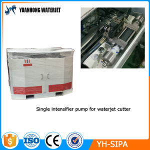 Waterjet Cutting Machine Single Intensifier Pump pictures & photos