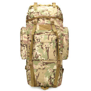 Oxford Camouflage Military Rucksack Outdoor Travel Sports Bag Backpack pictures & photos