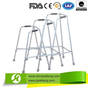 Adjustable Aluminum Rehabilitation Walkers (CE/FDA/ISO) pictures & photos