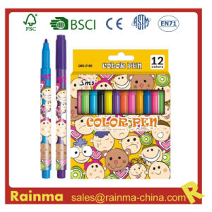 Nice Design Water Color Pen in Paper Box pictures & photos