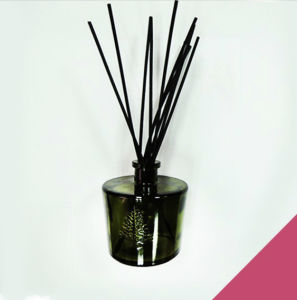 Hot Sale Round Aroma Reed Diffuser Glass Bottle pictures & photos