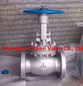 API Standard Cast Steel Globe Valve (J41H) pictures & photos