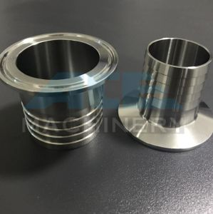 Stainless Steel Hygienic Triclamp Pipe Fitting (ACE-PJ-C1) pictures & photos