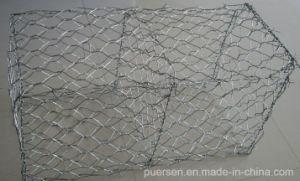 Hexagonal Wire Netting Gabion Wire Mesh Gabion Box pictures & photos