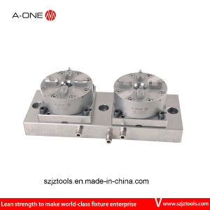 Erowa CNC Auto Air Chuck - Double for CNC Machine Center (3A-100923) pictures & photos
