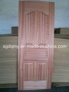 4.5mm Melamine Moulded HDF Door Skin/Melamine Door Skin for Iran pictures & photos