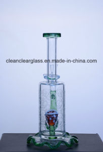 Wholesale High Quality New Glass Water Pipe Smoking Pipe with Good Function pictures & photos