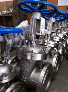 "API600 8"" Class150 CF8 Stainless Steel Gate Valve pictures & photos"