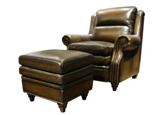 Tradtional American Living Room Leather Sofa pictures & photos