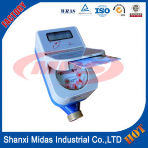 Smart Residential IC Card Prepaid Water Meter pictures & photos