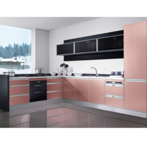 china popular furniture kitchen cabinet in nigeria from