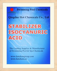 98.5% Ica Chlorine Stabilised (Stabilizer Isocyanuric Acid) pictures & photos
