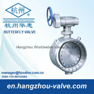 Weld Butterfly Valve for Cement