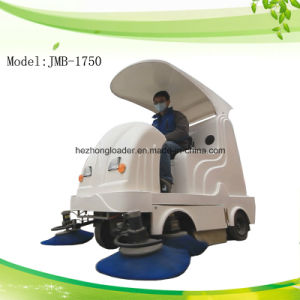 High Efficiency Industrial Sweeper