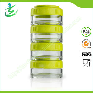 BPA Free Gostak Mini Containers for Your Shaker pictures & photos