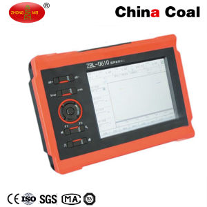 Zbl-U610 Digital Ultrasonic Flaw Detector pictures & photos