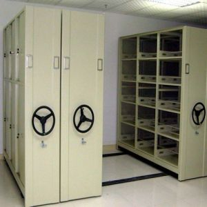 Mechancial Mobile Shelving Office Library Use Documents Filing Cabinet pictures & photos