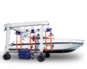 Yacht Lifting Crane with Capacity up to 500 Ton pictures & photos