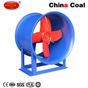 China Free Standing Portable Mining Industrial Axial Flow Blower Fan pictures & photos