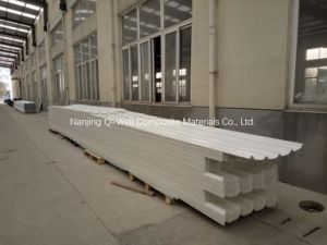 FRP Panel Corrugated Fiberglass/Fiber Glass Color Roofing Panels C172002 pictures & photos