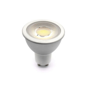 MR16 AC/DC12V 6W Warm White Dimmable COB LED Spotlight pictures & photos