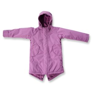 Winter Fashion Ladies Waterproof Jacket (SM-TF81) pictures & photos
