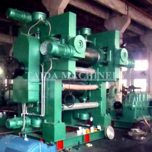 Four Roll Rubber Calender Production Line Machine Factory Plant Manufacturers pictures & photos