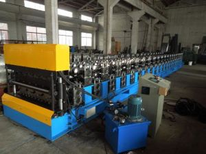 Double-Layer Roll Forming Machine (DB-2)