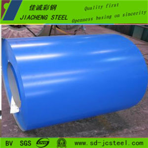 Pre Painted Galvanized Steel Coil (PPGI-16) (color coated steel coil)