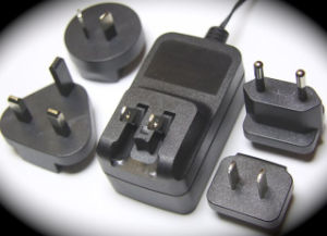 24W Universal Power Supply, Power Adapter, Power Charger (GPE024) pictures & photos