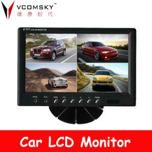 9 Inch Digital Quad Car Monitor Trucks Monitors pictures & photos