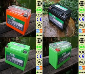 YT9A(12N9 YB9 YB9L) 12V9AH High Starting Performance AGM Sealed maintenance free lead acid motorcycle battery pictures & photos