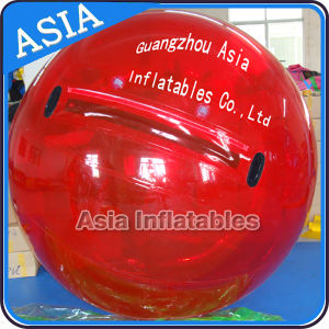 Great Fun Inflatable Water Ball, Full Color Inflatable Water Ball, Red Color Inflatable Water Ball with Logo Printing pictures & photos
