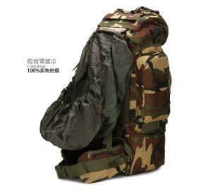 65L Camouflage Rucksack Backpack for Outdoor Camping Sports pictures & photos