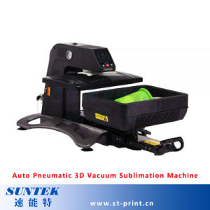 Auto Pneumatic Vacuum 3D Sublimation Machine pictures & photos