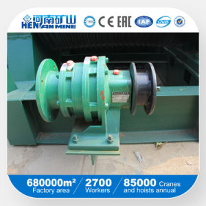 Henan Mine Electric Winch with Fast Speed pictures & photos
