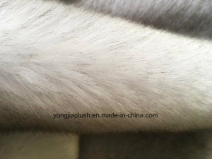 Soft Quality Warm Winter Silver Grey Snow Fox pictures & photos