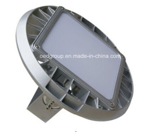 High Bay IP65 Gas Station LED Canopy Light with Meanwell Driver pictures & photos