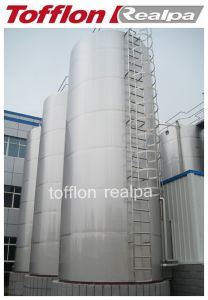 Outdoor Stainless Steel Milk Storage Silo pictures & photos