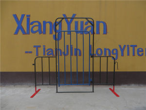 Powder Coated Crowd Contral Barriers Gate pictures & photos