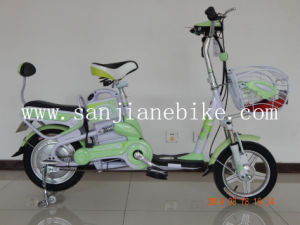 High Speed Brushless Electric Bicycle with En15194 Certification/ E-Bike (SJEBCTB-034)