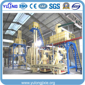 Vertical Ring Die Wood Pellet Plant pictures & photos