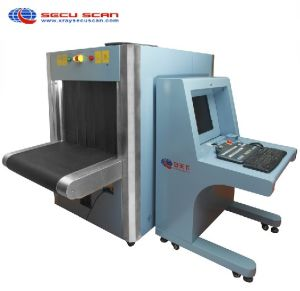 Airport Cargo Inspection X Ray Baggage Screening System At6550 pictures & photos