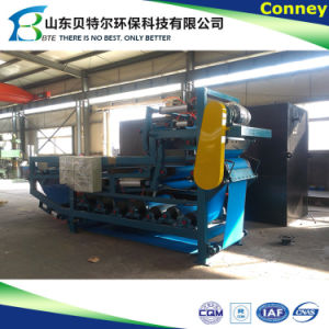 Automatic Belt Filter Press for Gravity Thickening Dewatering pictures & photos