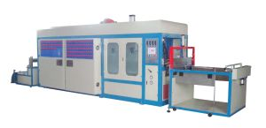 Donghang Plastic Biscuit Tray Thermoforming Machine (DH50-71/120S-A) pictures & photos