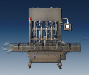 Automatic Bottle Filling Machine Apf-6n Capacity 3000b/H
