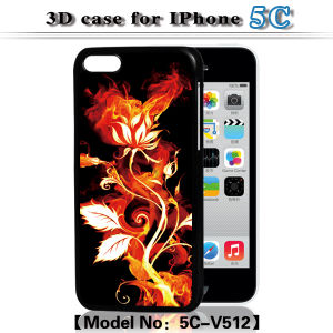 3D Case for iPhone 5c (V512) pictures & photos