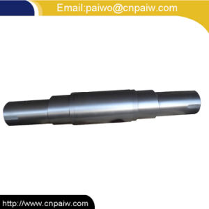 Customized 45# 42CrMo 30CrMo 1040 1045 4340 4130 Forged Steel Shaft pictures & photos