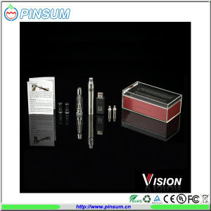 2014 400mAh EGO Battery Electronic Cigarette Vision Rainbow Crystal 2 Kit